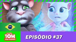Onda de Calor - Talking Tom and Friends (Temporada 1 Episódio 37)