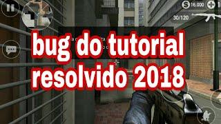 FWD - BUG DO TUTORIAL RESOLVIDO