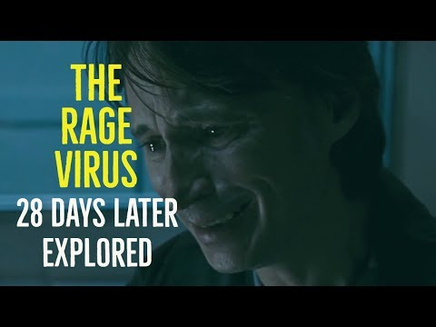 The Rage Virus 28 Days Later Explored