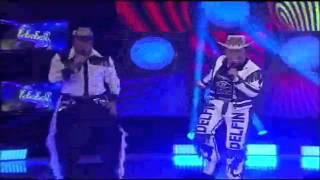Delfín Quishpe y Carlos Bravo - Torres Gemelas