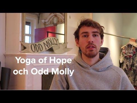 Yoga of Hope och Odd Molly