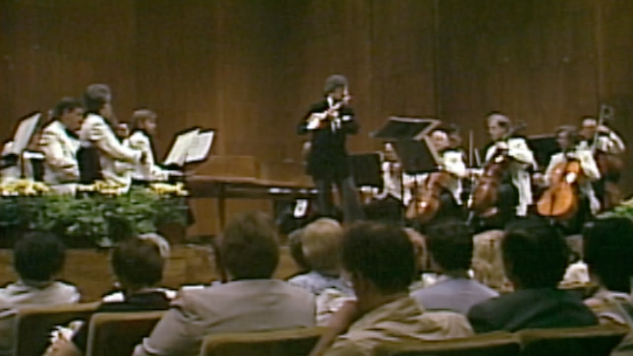 Vivaldi: The Four Seasons (James Galway and the Mostly Mozart Festival Orchestra, 1982)