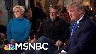 Donald Trump: Voters Tired Of Being Led By Stupid People | MSNBC