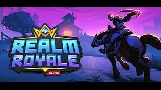 Realm Royale : Episode 1 (New Fortnite)