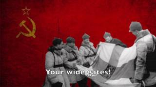 Greet Us, Beautiful Finland - Russian Winter War Song (English Lyrics)