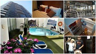 Дубай. ROOM TOUR по нашему отелю FIRST CENTRAL HOTEL SUITES Apart