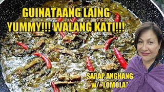 LAING RECIPE - Lutuin ng Ganito para Walang Kati  TARO LEAVES in COCONUT MILK RECIPE - PINOY STYLE
