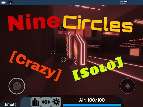 [FE2 Map Test] Nine Circles [Hard Crazy](Easy Wave)[Solo]