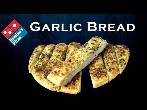 Make Garlic Bread Like Domino's At Home   Garlic Bread Seasoning   Simply Yummylicious