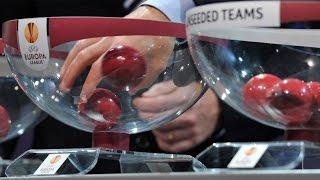 Результаты жеребьевки третьего квалифай-раунда Лиги Европы 2015/2016