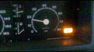 Fiat Ritmo 65   8.000Rpm   CHILE