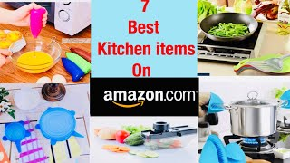 7 Best kitchen Products on Amazon under ₹200 in Hindi| Heavy discounts on kitchen must haves