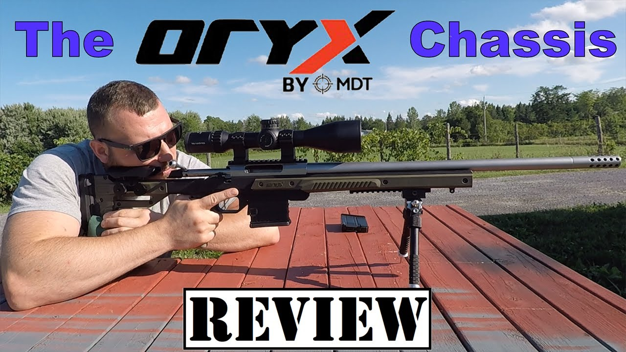 MDT Oryx Chassis Review: the most affordable Chassis on the Market today