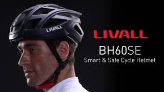 LIVALL BH60SE Smart and Safe Cycle Helmet
