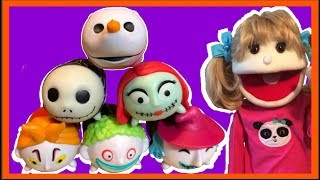 Nightmare Before Christmas Toys Halloween Songs Tsum Tsums