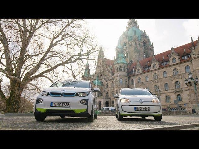 E-Mobilität in Hannover | hanova