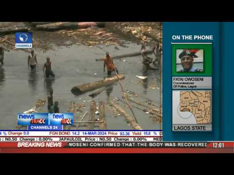 Lagos Lagoon Suicide: Allwell Orji's Body Found By Marine Police At Onikan