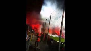 Cracovia - Pogoń race na murawie 18.04.2015