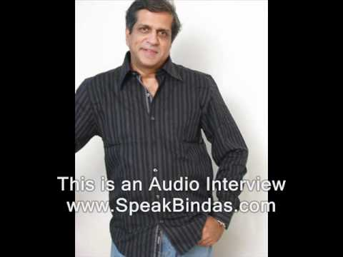 Audio Interview of Darshan Jariwala - By www.SpeakBindas.com