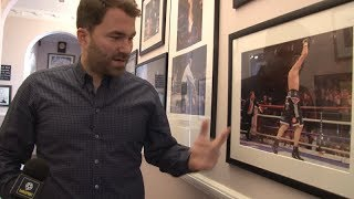 A Tour Of Matchroom Boxing With Promoter Eddie Hearn