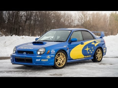 2001 Subaru Impreza WRX UK300 By Prodrive - WR TV Walkaround