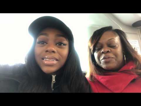VLOG 6   MEET MY FAMILY, TRIP TO DC, AFRICAN AMERICAN MUSEUM