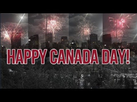 Canada Day Celebration 2019 - Calgary Alberta Canada