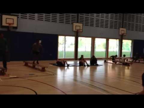 Yr11 GCSE PE fitness circuits S3 12