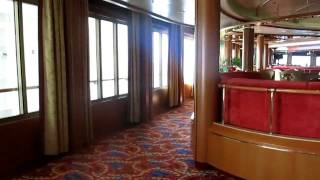 Tour The Boat - Sea Princess (2011) Part 1
