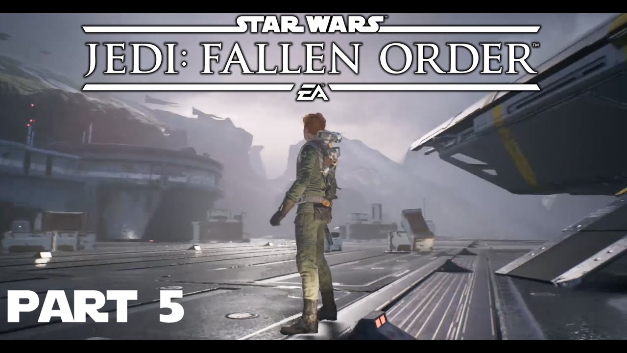 Star Wars: Jedi Fallen Order Walkthrough PT. 5 | TwitchTV Highlight #5