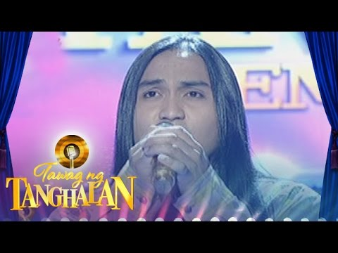 Tawag ng Tanghalan: Christofer Mendrez | When I See You Smile (Round 3 Semifinals)