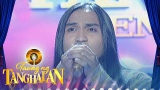 Tawag ng Tanghalan: Christofer Mendrez | When I See You Smile (Round 3 Semifinals)