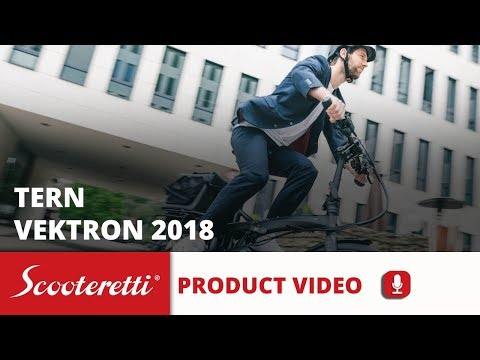 Tern Vektron Canada (2018) - Folding Electric Bike Review