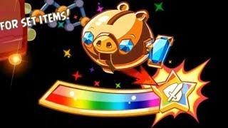 Angry Birds Epic Rpg New HACK Mod Free Rolls Legendary Set Golden Pig
