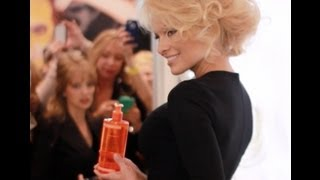 pamela anderson exclusive on hair health and beauty