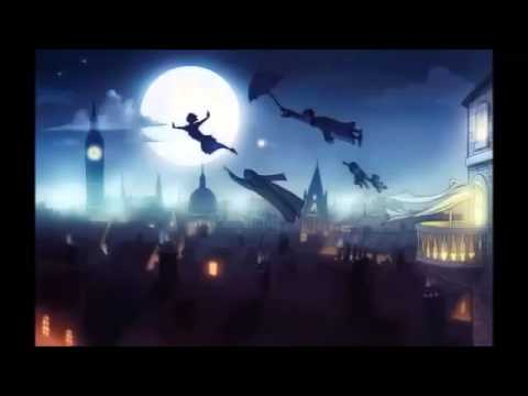 Peter Pan by J  M  Barrie Part 1 of 5 FULL Audiobook