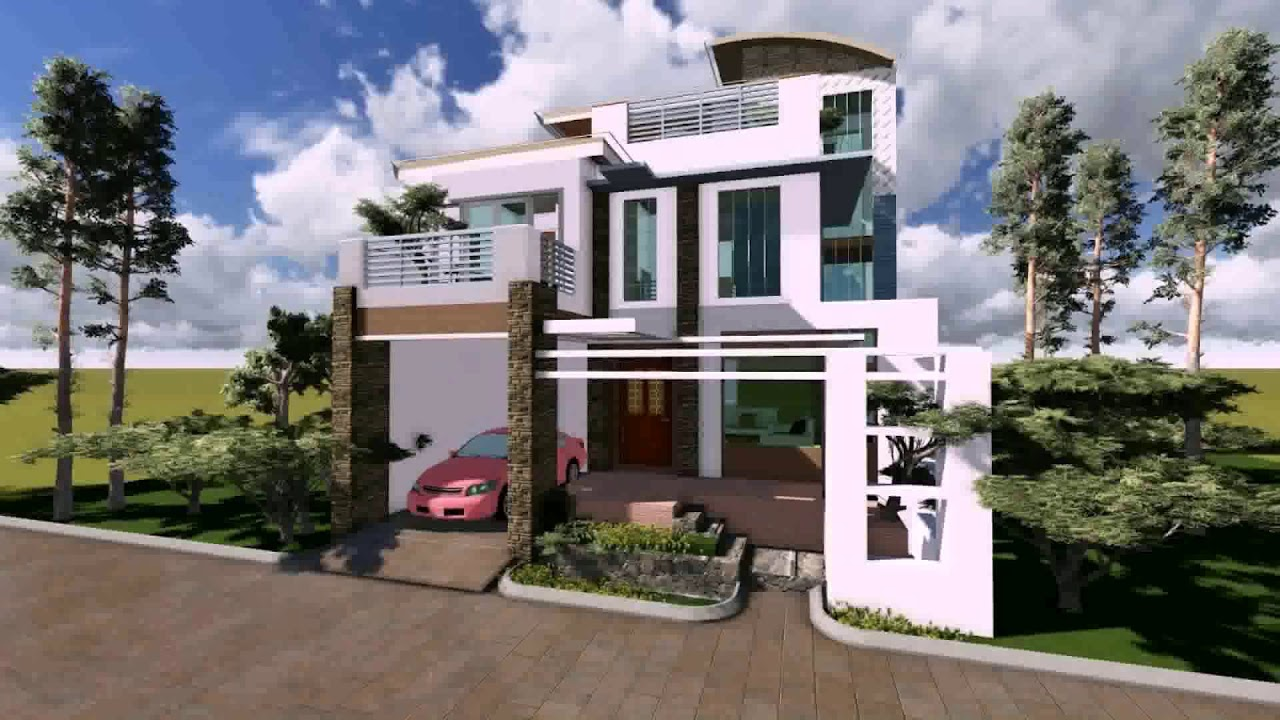 Upstairs House Design In Jamaica Youtube
