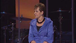ジョイス・マイヤー - 神様に属する戦い Joyce Meyer - The Battle Belongs to the Lord
