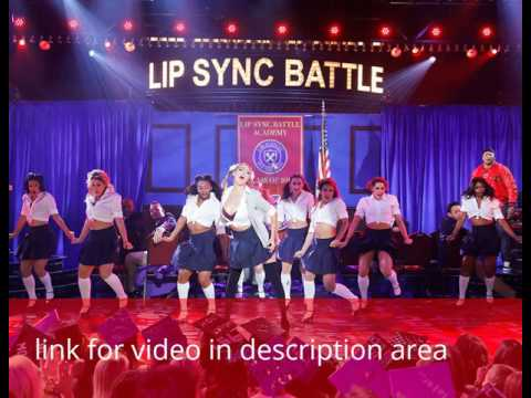 "Thumbnail: Kate Upton Performs ""...Baby One More Time"" 