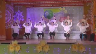 """Якутский танец """"Сайын уруйдаан!"""" НТХК """"Ньургуьун"""""""