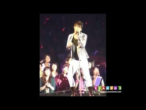 [시아준수] 4th Live Tour 2009, Nobody Knows 직캠