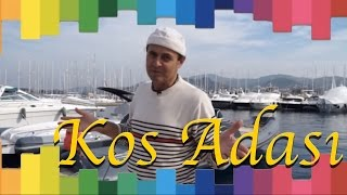 Ayhan Sicimoğlu ile Renkler - Kos Adası (İstanköy)