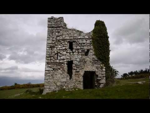 Pucks Castle - Abandoned Tower House in Shankhill, Dublin, Ireland...