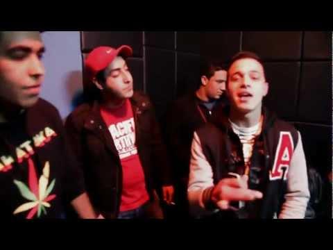 Hamzaoui Med Amine Ft Klay BBj - Ousman - Freestyle Smoke Marijuana
