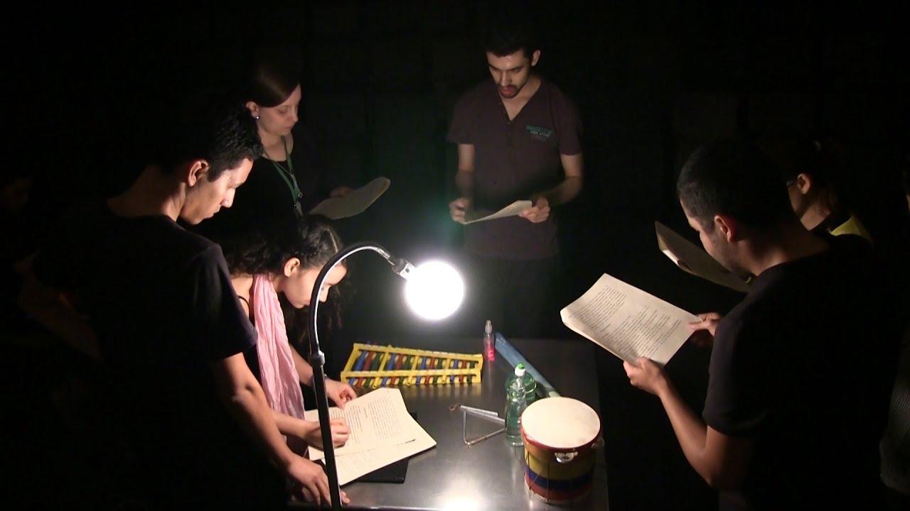 Qué es y cómo se hace 'Teatro en las sombras'