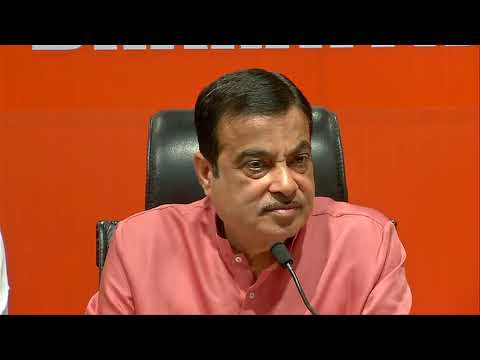 Live Press Conference from BJP...