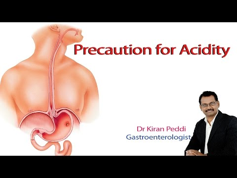 ACIDITY | Simple Natural Remedies for Symptoms of Heartburn & Acid Reflux | Dr Kiran Peddi