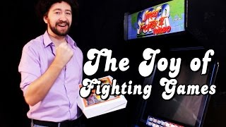 THE JOY OF FIGHTING GAMES: Uppercuts & Fireballs #1