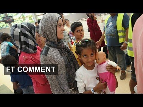 Merkel refugee plan shames Cameron | FT Comment