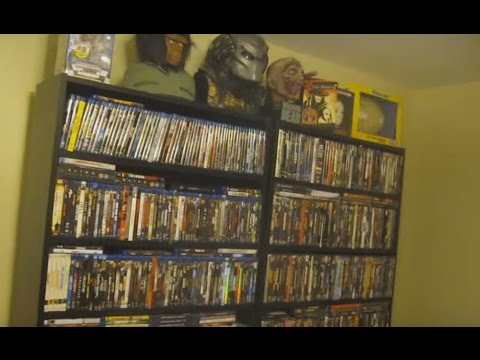 Saturday Night Vlog! Lost Edition From 2014! Complete Movie Collection! With Leeroy